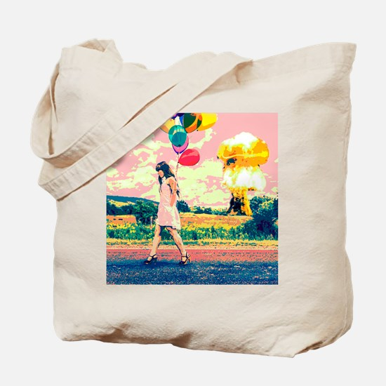 Cute Apocalyptic Tote Bag