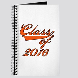 Orange Class of 2016 Journal