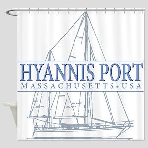 Hyannis Port Shower Curtain