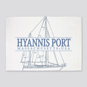Hyannis Port 5'x7'Area Rug