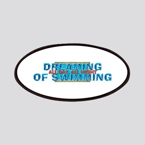 Dreaming of Swimming Patch