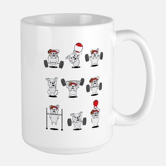 Crossfit Bulldogs Mugs