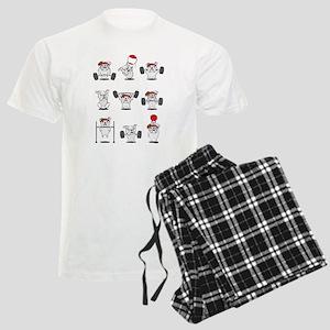 Crossfit Bulldogs Pajamas