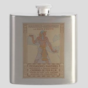 Vintage poster - Egypt Flask