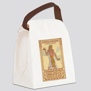 Vintage poster - Egypt Canvas Lunch Bag