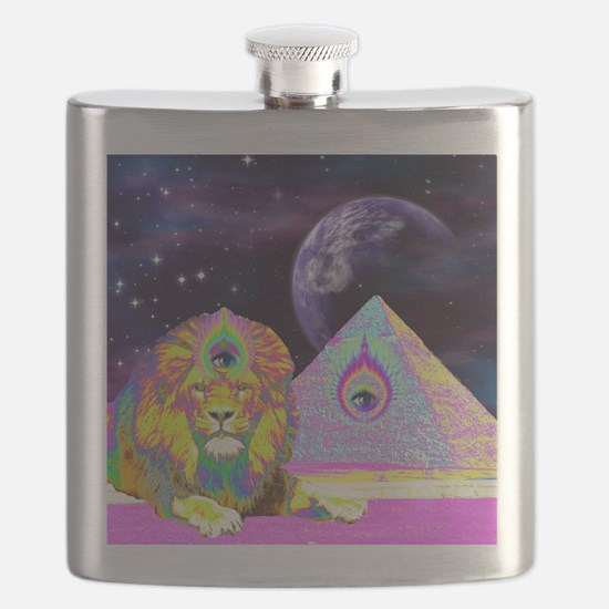 Unique Seeing Flask