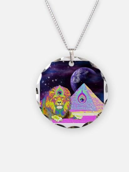 Unique Outerspace Necklace