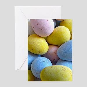 Cadbury Mini Eggs Greeting Cards