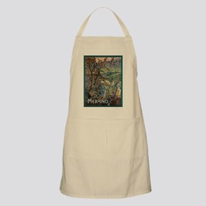 Vintage poster - Italy Apron