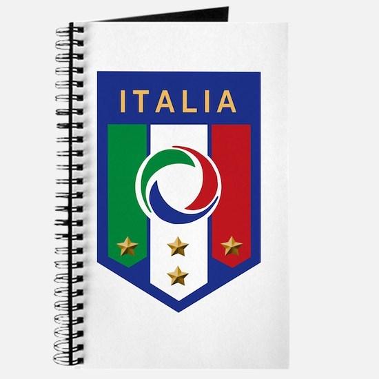 Italian Soccer emblem Journal