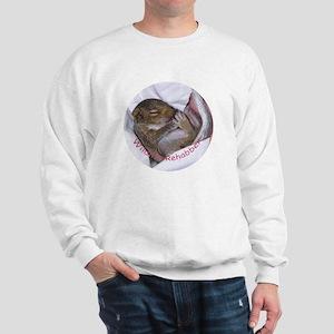 sqrl pink rehab Sweatshirt