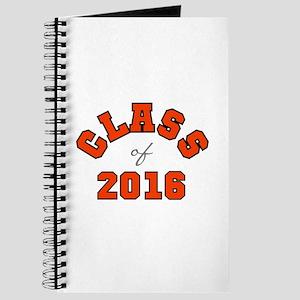 Class of 2016 Orange Journal