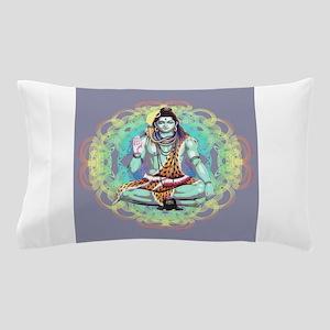 Shiva Hindu Spiritual Hinduism Pop Art Pillow Case