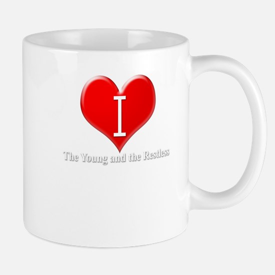 Cute The young and restless Mug