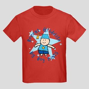 Big Boy Pants Kids Dark T-Shirt