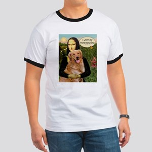Mona/Golden Therapy Ringer T
