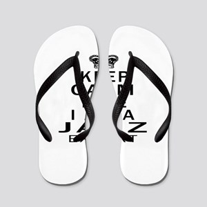 Jazz Dance Expert Designs Flip Flops