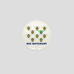 BEE DIFFERENT Mini Button
