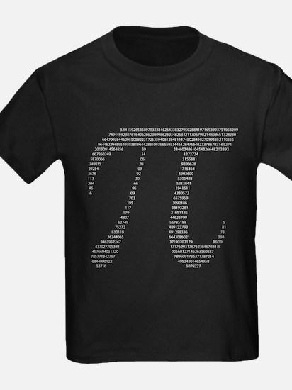 Pi Symbol w/ Numbers T