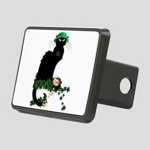 Le Chat Noir, St Patricks Rectangular Hitch Cover
