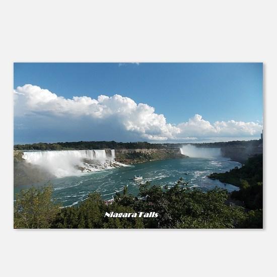 Niagara Falls1 Postcards (Package of 8)