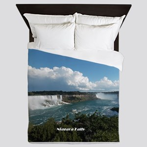Niagara Falls1 Queen Duvet