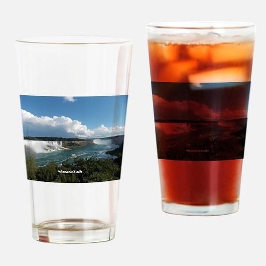 Niagara Falls1 Drinking Glass