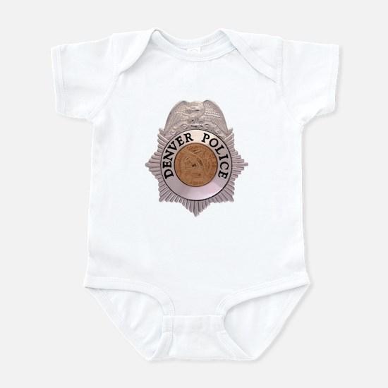 Denver Police Department Infant Bodysuit