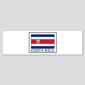 Costa Rica Bumper Sticker
