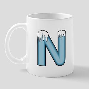 Icy Blue N Mug