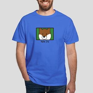 Anime Shiba Inu Dark T-Shirt