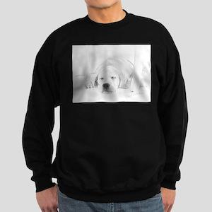 Lab Pup-Nap Sweatshirt