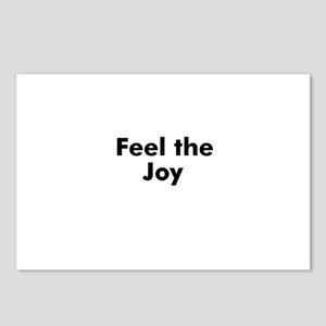 Feel the Joy Postcards (Package of 8)