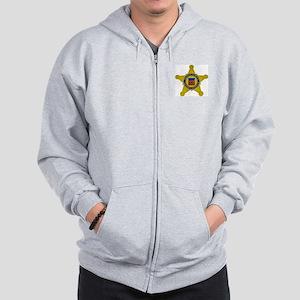 US FEDERAL AGENCY - SECRET SERVICE Zip Hoodie
