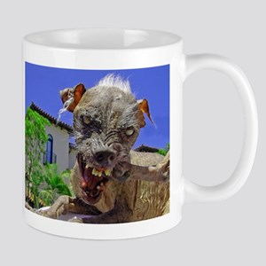 UGLIEST DOG! Mugs