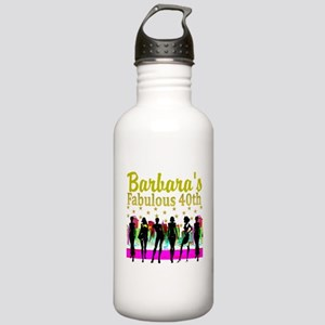 CUSTOM 40TH Stainless Water Bottle 1.0L