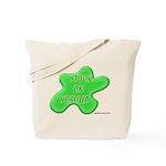 Stuck On Yeshua Tote Bag