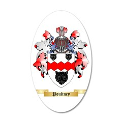 Poultney Wall Decal