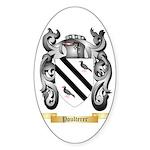 Poulterer Sticker (Oval 50 pk)