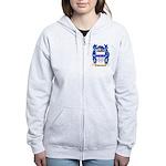 Poulsum Women's Zip Hoodie