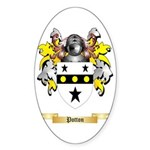 Potton Sticker (Oval 50 pk)