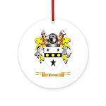 Potton Round Ornament