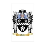 Potter Sticker (Rectangle 50 pk)