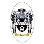 Potter Sticker (Oval 10 pk)