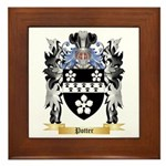 Potter Framed Tile