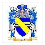 Pott Square Car Magnet 3