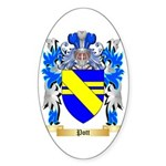 Pott Sticker (Oval 10 pk)