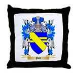 Pott Throw Pillow