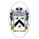 Postlethwaite Sticker (Oval 10 pk)