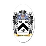 Postlethwaite 35x21 Oval Wall Decal